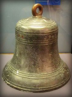 Ship's Bell - HMS Shannon (War of 1812)