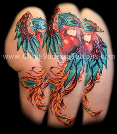 phoenix_bird_fantasy_fire_wings_feathers_flying_dancing_tattoo_now_chloe_vanessa_marked.jpg (450×515)