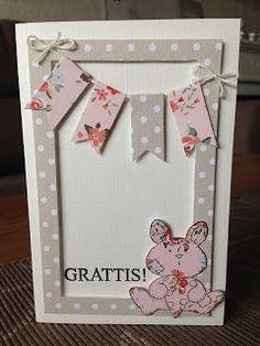 Randis hobbyverden: Kort av restepapir I Card, Card Making, Scrapbook, Frame, Decor, Picture Frame, Scrapbooks, A Frame, Decorating