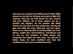 MMA Classes in Fort Worth Texas