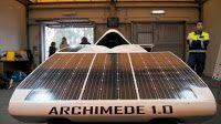 Verosimilmente Vero: ARCHIMEDE 1.0: L'AUTO AD ENERGIA SOLARE PRODOTTA D...