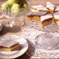 Bolo de maçã polonês @ allrecipes.com.br