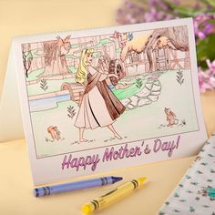 Show Mom how much you care with DIY Mother's Day cards she'll treasure.