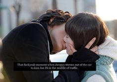 YES!!! Even though I love Ji-Hoo as much as the next fangirl, I was pretty pumped when I saw Jun-Pyo.