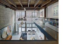 —Oriental Warehouse Loft