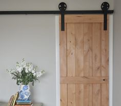 Vintage Sliding Barn Door Hardware