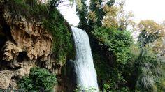 Edessa Waterfall, Greece