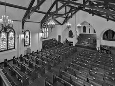 Located in the Hollywood/Los Feliz area, this building was originally crafted as a beautiful church featuring breathtaking stained glass windows and exposed wood beams.