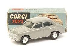 Mettoy Corgi Toys No.202 Morris Cowley Saloon 1956-61