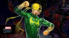 What Do You Think Iron Fist's Costume Will Look Like On TV? - Iron Fist - Comic Vine