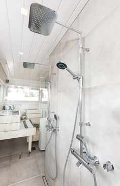 Oras is an European provider of sanitary fittings and the perfect partner for professionals. Rain Shower, Nordic Design, Oras, Showers, Interior Design, Bathroom, Kitchen, House, Nest Design