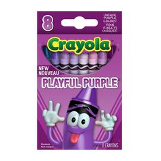 Each box of these Crayola Crayons is custom coordinated in a cool color collection! Collect them all to make your most colorful adventures ever!