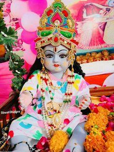 Photo Baby Krishna, Cute Krishna, Krishna Art, Laddu Gopal, Radha Rani, Krishna Painting, Shree Krishna, Princess Zelda, Disney Princess