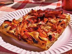 Rick Easton's Pizza With Peppers Recipe - NYT Cooking