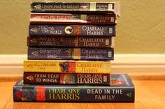 Sookie Stackhouse books ~ on my to-read list