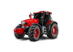 Трактор Zetor с дизайном от Pininfarina