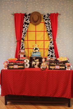 "Photo 1 of 23: Toy Story / Birthday ""Nathan's Toy Story 3rd Birthday!"""