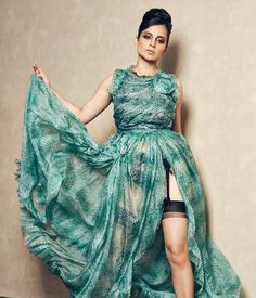 Kangana Ranaut Photos, Images, Stills, Gallery. Kangana Ranaut is an Indian actress and director who works in Hindi films. One of the highest-paid actresse Blonde Actresses, Female Actresses, Hot Actresses, Beautiful Actresses, Indian Actresses, Black Actresses, Young Actresses, Bollywood Actress Hot Photos, Bollywood Fashion