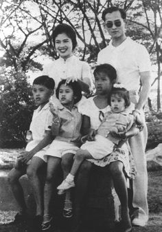 King Bhumibol of Thailand, a life in pictures