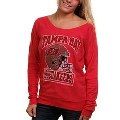 Tampa Bay Buccaneers Nike Women's Take it Long Long Sleeve T-Shirt ...