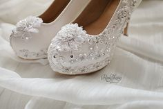 Brideshoes by rinathang shoes  Shoes By Rinathang Shoes. Handmade and Customs Shoes - Jakarta