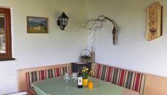 Ladstatthütte Kolsassberg,  Berghütte für 2 - 4 Personen ... überdachte Terrasse Patio, Red Walls