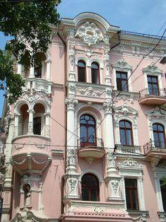 Odessa. Ukraine. Photo by Spiegelchen Zero.