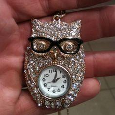 Owl pendant from Forever 21