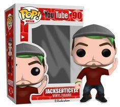 Jacksepticeye pop fan art