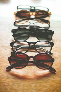 Adoro Óculos...