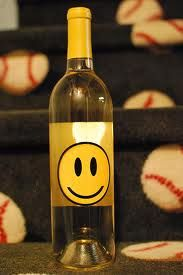 Smiley Face wine!