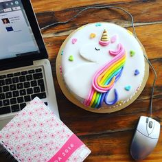 Resultado de imagen para tortas decoradas unicornio