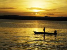 João Pessoa - PB. Praia do Jacaré. O por-do-sol mais lindo!!