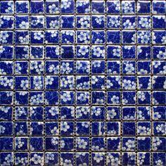 Best Ceramic Porcelain Tiles Images On Pinterest Mosaic Mosaic - 1 inch square ceramic tiles