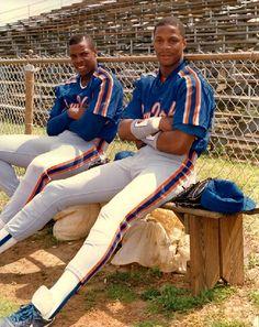 Dwight Gooden & Darryl Strawberry