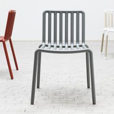 Tube Chair by KiBiSi for Hay - Dezeen