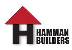 LOGO DESIGN by Elmien de Wet for Hamman Builders, Knysna, South Africa.