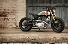 A beautiful XV920-R6 from Classified Moto