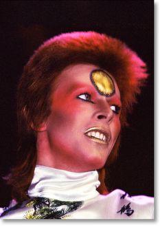 Mick Rock. David Bowie. Earls Court, 1973. TASCHEN Books