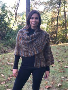 Half cardigan/ half shawl Designed by Berta Karapetyan Knitting Kits, Knitting Needles, Knitting Yarn, Knitting Patterns, Yarn Store, Knitting Accessories, Shawl, Knitwear, Design