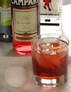 The Hasty Negroni. Photo by Donna Turner Ruhlman. There was no other way given everyones schedule. We arrived from a relaxing vacay with Mom in West Palm on Monday night, and Donnas sister, Regina, a professional cake whisperer, arrived first thing the next day ready to work (and teach). I...