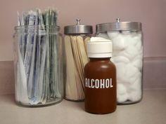 Extreme Health Mason Jars, Water Bottle, Alcohol, Texture, Drinks, Medical, Art Work, Health, Drinking
