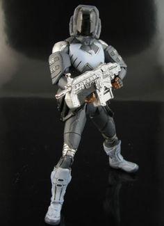 MARVEL LEGENDS Nick Fury géant BAF Series Shield agent