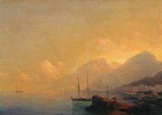 Seascape - Ivan Aivazovsky