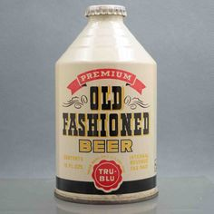 Old Fashioned Premium