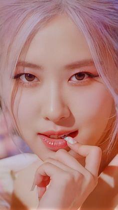 Rose Ice Cream, Cream Roses, Cream Wallpaper, Rose Wallpaper, Mode Emo, Foto Rose, Rose Icon, Rose Park, Black Pink Kpop