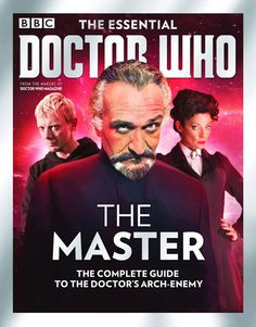 Doctor Who Essential Guide #4 The Master
