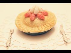 ▶ ♥ Strawberry Pie ♥