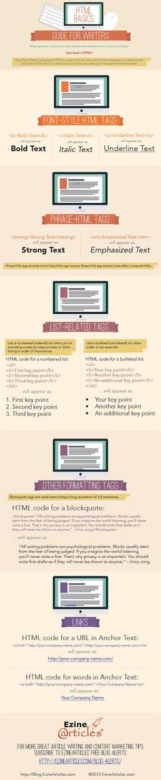 HTML Basics Guide
