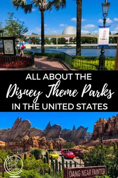 All About the Disney Theme Parks in the US Disney Vacation Club, Disney Vacation Planning, Disney World Planning, Disney Cruise Line, Disney Vacations, Disney Travel, Vacation Ideas, Disney Hotels, Disney World Resorts